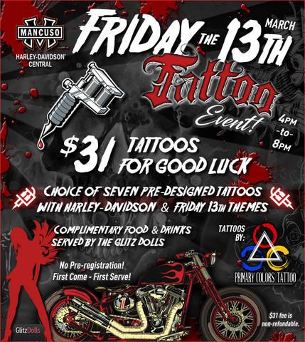 Calendar Events | Mancuso Harley-Davidson Central ...