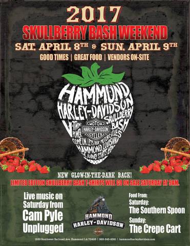 Event Calendar   Hammond Harley-Davidson® Louisiana