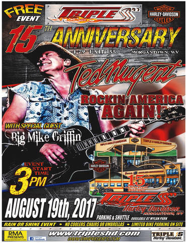 calendar events | triple s harley-davidson® | morgantown west virginia