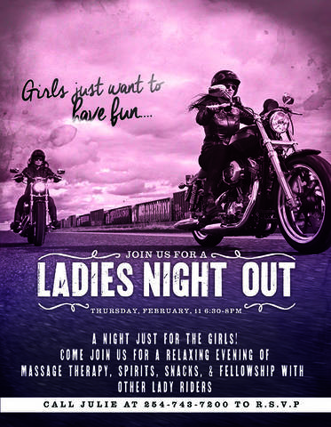 Horny girls on motorcycle think, that