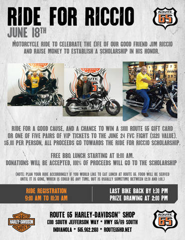 calendar events | route 65 harley-davidson® | indianola iowa