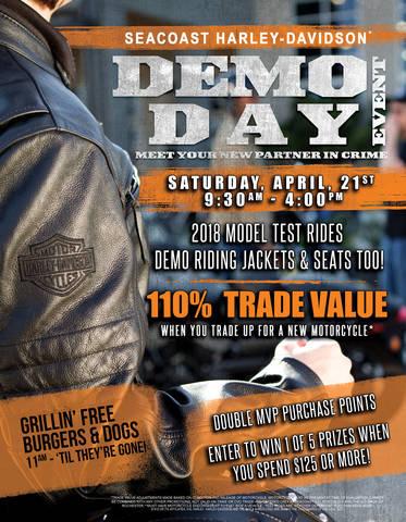 Calendar Events | Seacoast Harley-Davidson® | North Hampton New