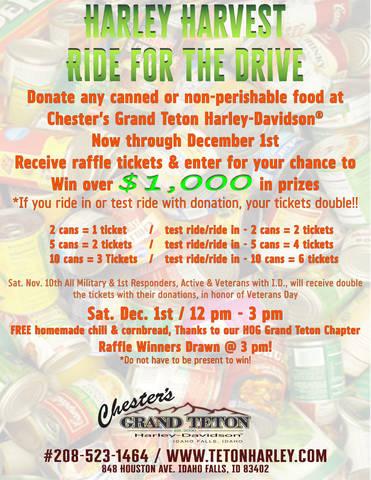 Grand Teton Harley-Davidson