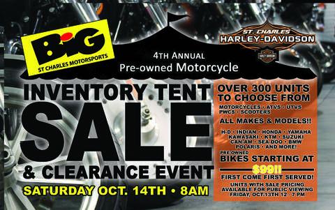 newest collection 4dd11 4bc58 Events Calendar for St. Charles Harley-Davidson® Dealership ...