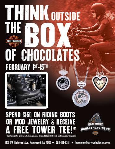Events Calendar for Hammond Harley Davidson® in Hammond, Louisiana