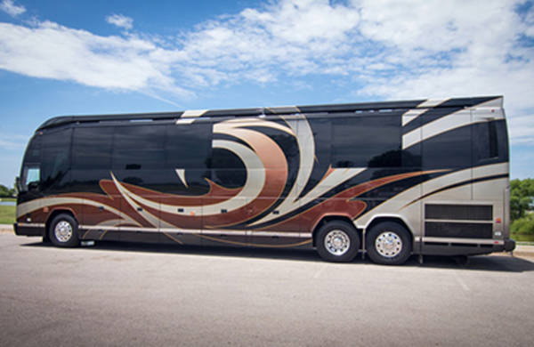 Sold Coaches | Trawick Luxury Coaches | Fort Worth Texas