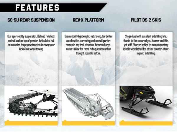 2014 Ski-Doo Expedition Sport | Martin Motor Sports