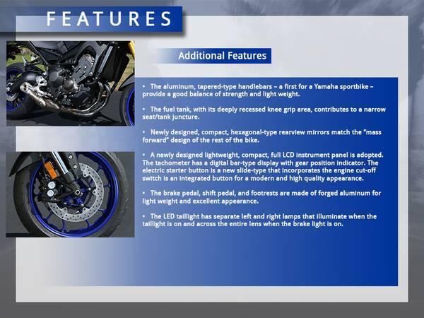 2014 Yamaha FZ-09 | Southaven Kawasaki Yamaha