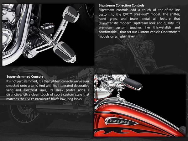2014 Harley-Davidson® CVO™ Breakout® | Arrowhead Harley