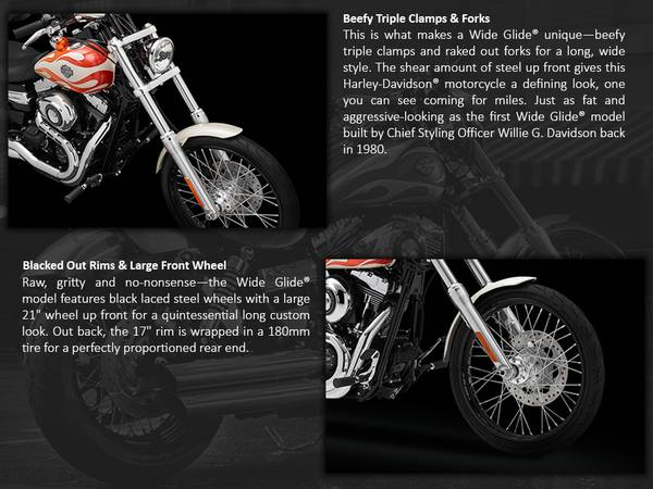 2014 Harley-Davidson® Dyna® Wide Glide® | Central Texas