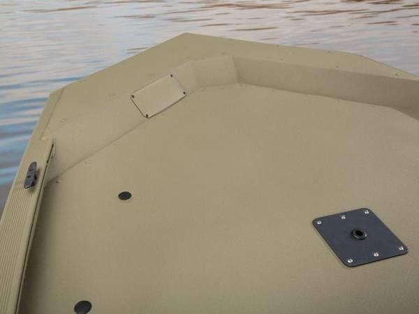 2015 Tracker® Boats GRIZZLY® 1448 MVX Jon | Bradford Marine