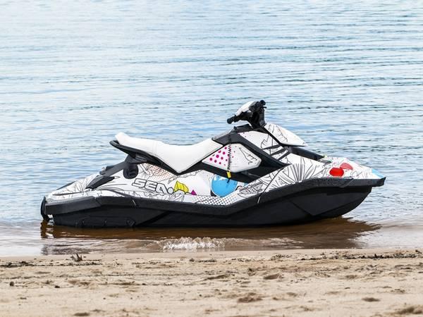 2015 Sea-Doo Spark | Bradford Marine & ATV