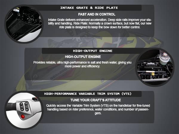 2015 Sea-Doo RXP-X 260 | Martin Motor Sports