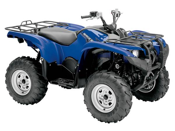 2015 Yamaha Grizzly 700 FI | Open Road Recreation