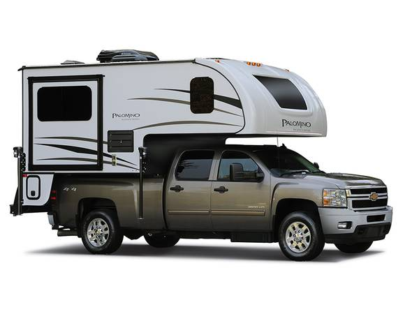 2016 Palomino Real-Lite Truck Campers Hard Side Max   The