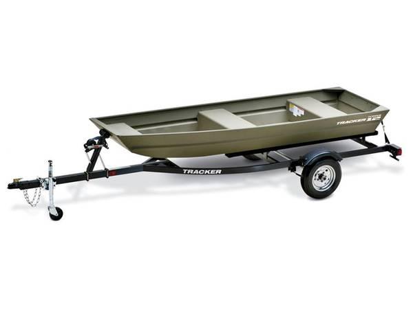 2016 Tracker® Boats Topper 1232 Riveted Jon | Bradford