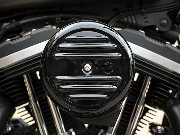 2016 Harley-Davidson® Sportster® Iron 883™ | Black Diamond HD®