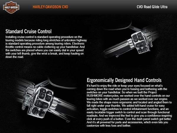 2016 Harley-Davidson® CVO™ Road Glide Ultra® | Jim's Harley-Davidson®
