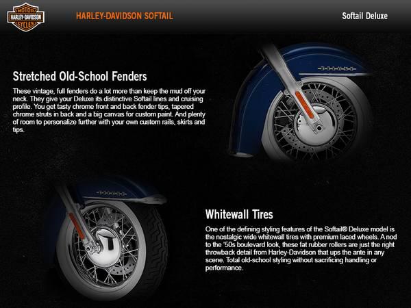 2016 Harley-Davidson® Softail® Deluxe | Four Corners Harley-Davidson®