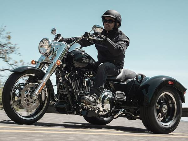 2016 Harley-Davidson® Freewheeler® | Polar Tech Recreation