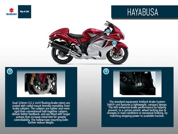 2016 Suzuki Hayabusa | Crossbay Motorsports