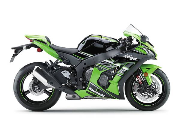 2016 Kawasaki Ninja® ZX™-10R | Valley Cycle Center