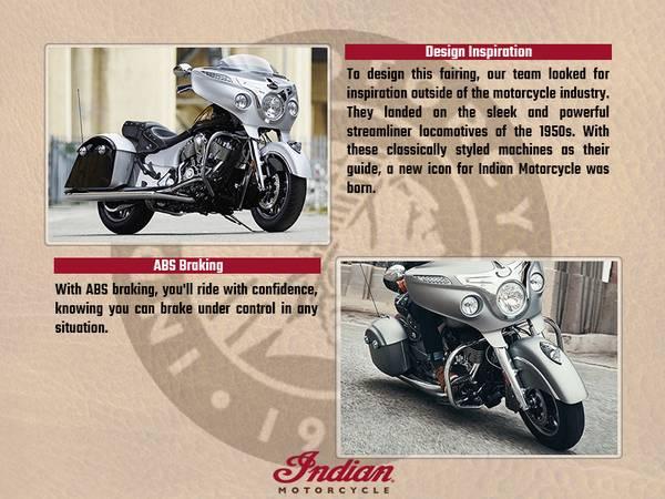Highlights Location Lakeland Florida Year 2017 Make Indian Motorcycle