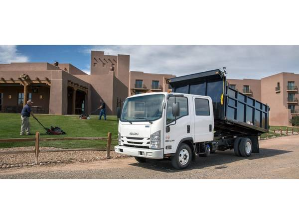 2017 Isuzu Trucks NRR Regular Cab | Legacy Truck Centers, Inc