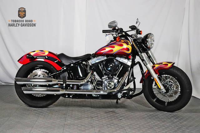 2014 Harley-Davidson® FLS - Softail Slim® | Tobacco Road ...