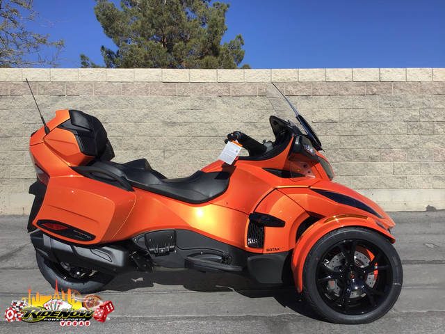 2019 Can-Am® Spyder RT Limited Dark | RideNow on Rancho
