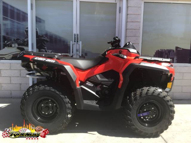 2019 can am outlander 650 ridenow on rancho. Black Bedroom Furniture Sets. Home Design Ideas