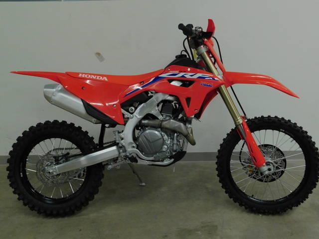 2021 Honda® CRF450RX   Integra Motorsports