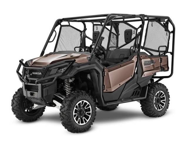 2021 Honda® Pioneer 1000-5 EPS LE | Apex Cycle Sports