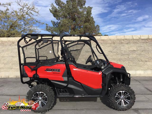 2019 honda pioneer 1000 5 ridenow on rancho. Black Bedroom Furniture Sets. Home Design Ideas