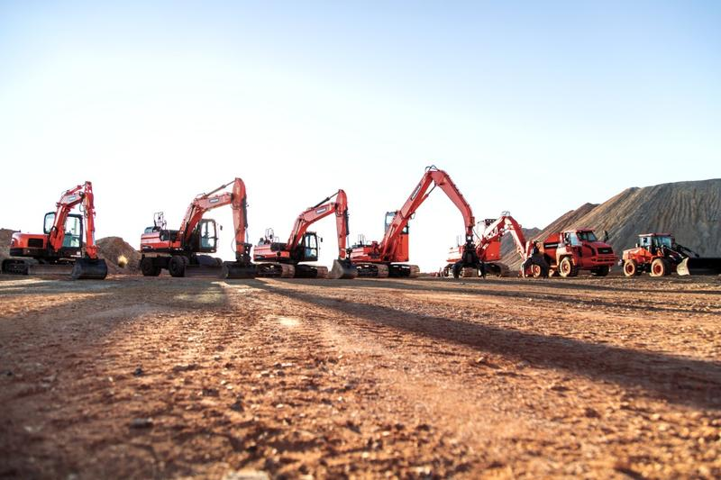 Construction Equipment for Rent or Sale | Best Line Equipment