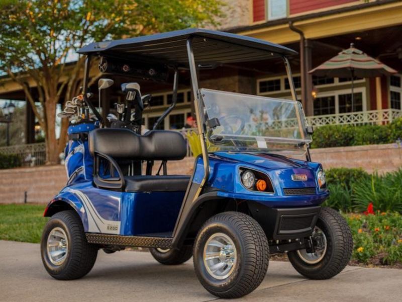 Gas Vs Electric Golf Carts Dever Golf Car Sales Lexington Kentucky