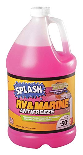 Splash RV antifreeze