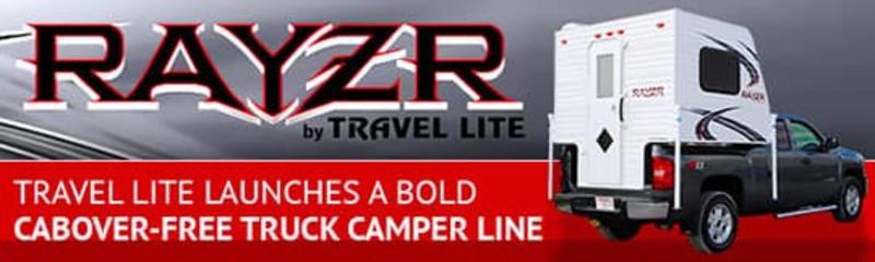 TCM Exclusive: 2016 Travel Lite Rayzr | Travel Lite RV | New Paris