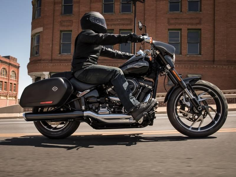 Why Do You Need a Harley-Davidson® Softail® Motorcycle? | Barnes