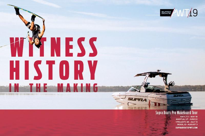 Pro Wakeboard Tour Coming to Katy, TX! | Rinker's Boat World