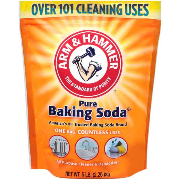 Baking soda for cleaning RV