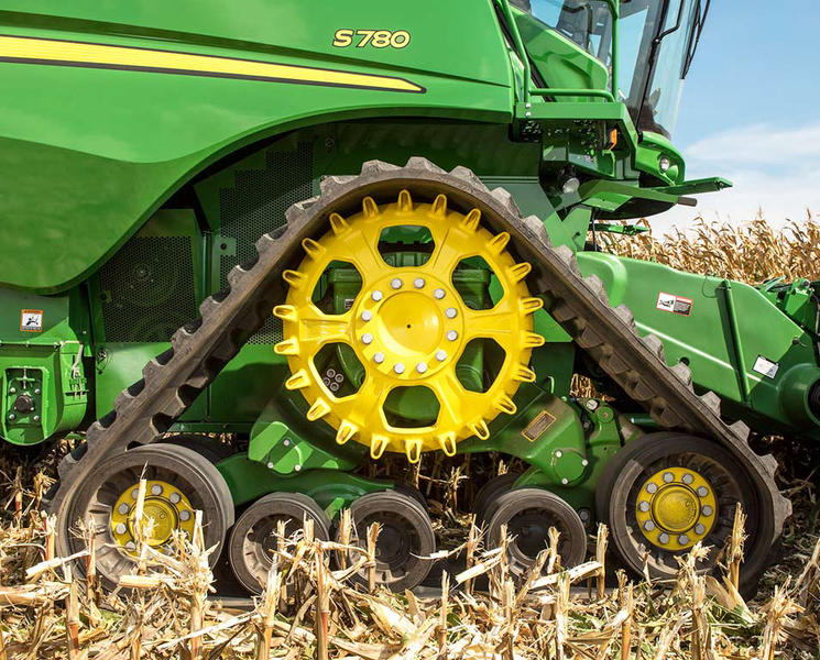 Honda Of Princeton >> See What's New for Model Year 2019 John Deere Combines ...