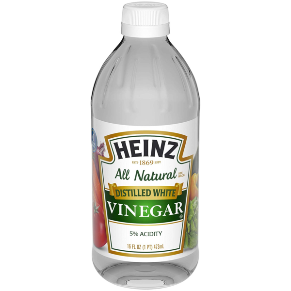 Vinegar for cleaning your RV