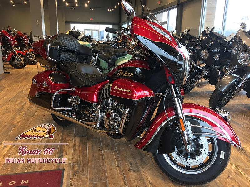 2019 Indian Roadmaster Elite's Are In The House