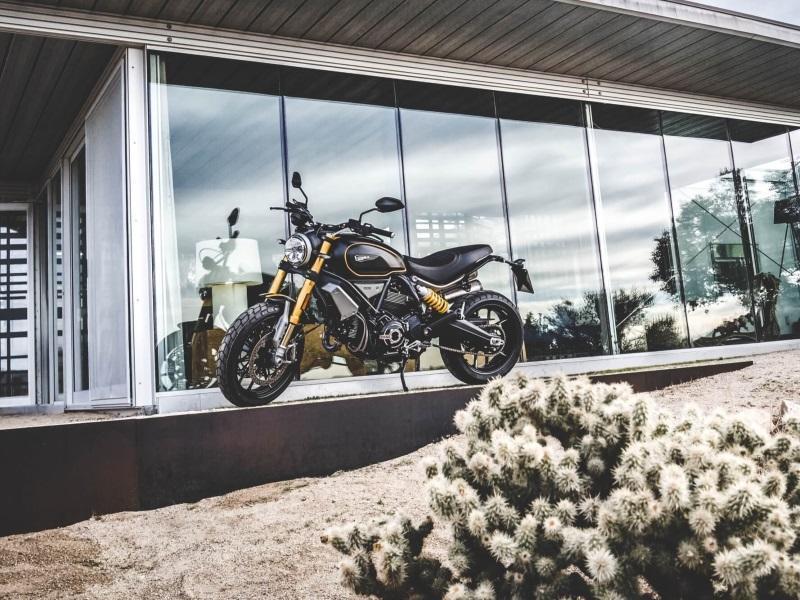 We Love the Ducati Scrambler 1100 Sport Pro Motorcycle