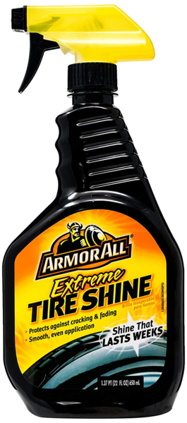 Armor-All extreme tire shine