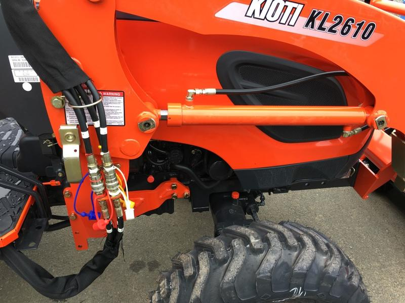 Kioti CK2610 vs Kubota L2501: 6 Reasons the Kioti CK2610 Wins | Ag