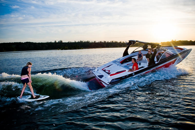 Wakesurfing - How to Get Started | Precision Boats | Idaho Falls