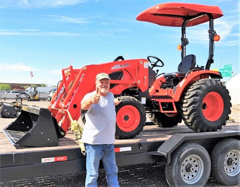 Team Tractor & Equipment | Phoenix Arizona