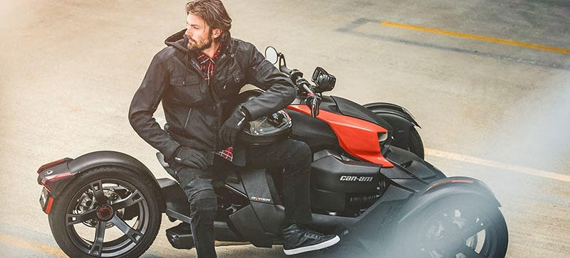 See The All New 2019 Can-Am Ryker at the Edmonton Motorcycle